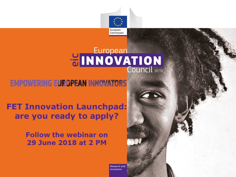 FET-Open Research and Innovation Actions (RIA): next deadline on 16 May 2018