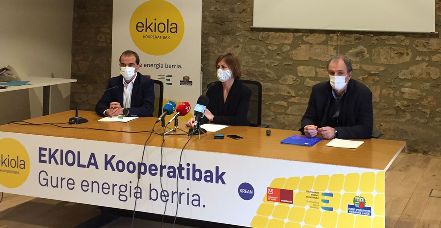 Se pone en marcha el primer Ekiola, en Azpeitia.